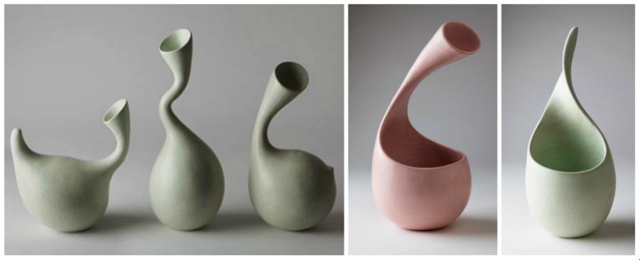 Les Céramiques De Tina Vlassopulos