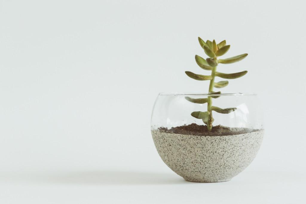 DIY effet pierre granit Quartier CréatiV