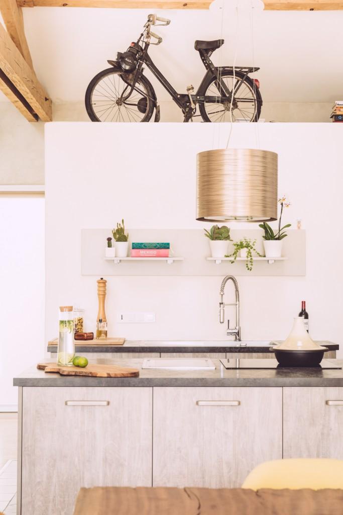 Home Tour chez Quartier CréatiV kitchen