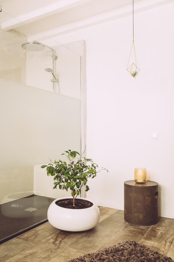 salle de bain Chez Quartier CréatiV