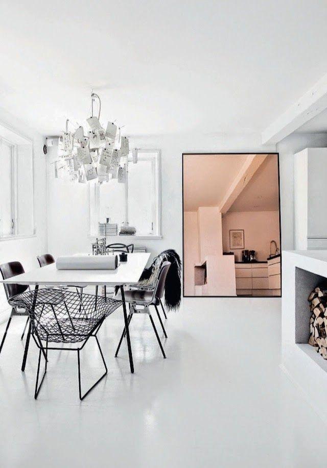 une touche de cuivre quartier cr ativ. Black Bedroom Furniture Sets. Home Design Ideas