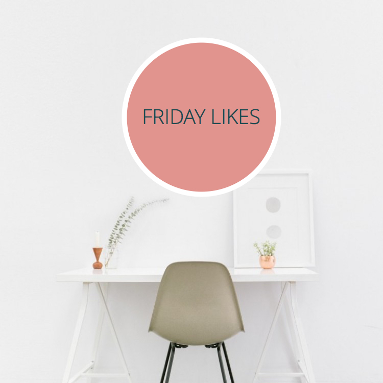 FRIDAY LIKES ♥ EN ROSE